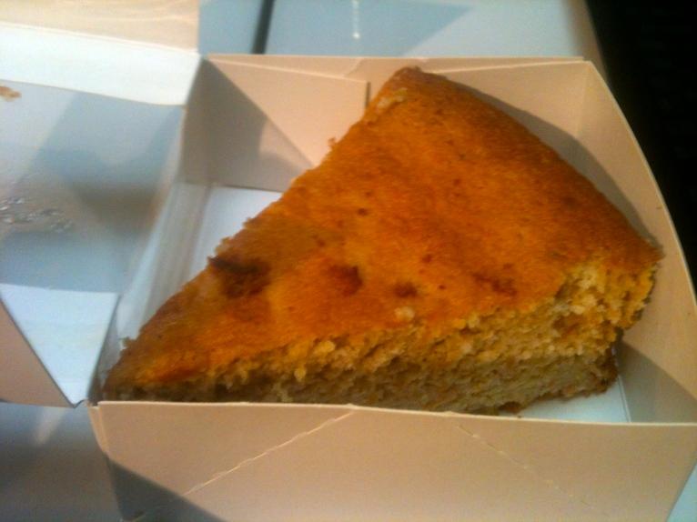 Carrot cake Tugalik