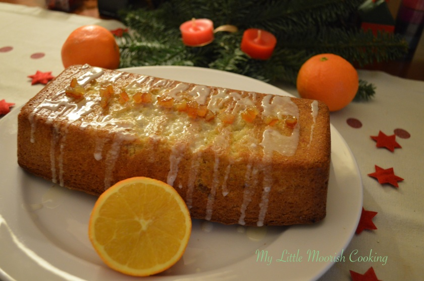 Sicilian Orange Cake by My Little Moorish Cooking