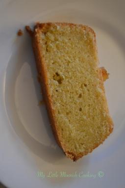 Sicilian Orange Cake by My Little Moorish Cooking