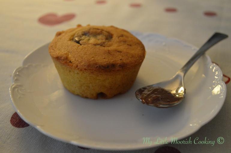 Muffins coeur de douceur