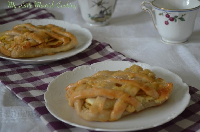 Grillés aux pommes