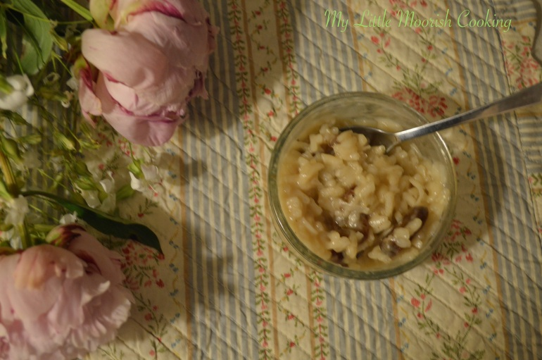 Lily's rice pudding