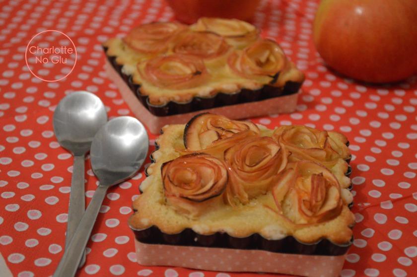 tarte aux pommes sans gluten et sans lait