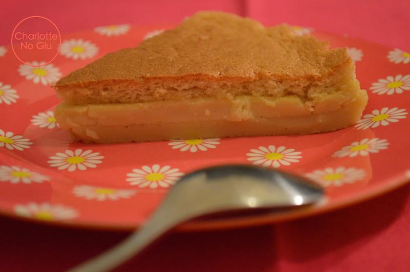 Magic cake (gluten and dairy free)