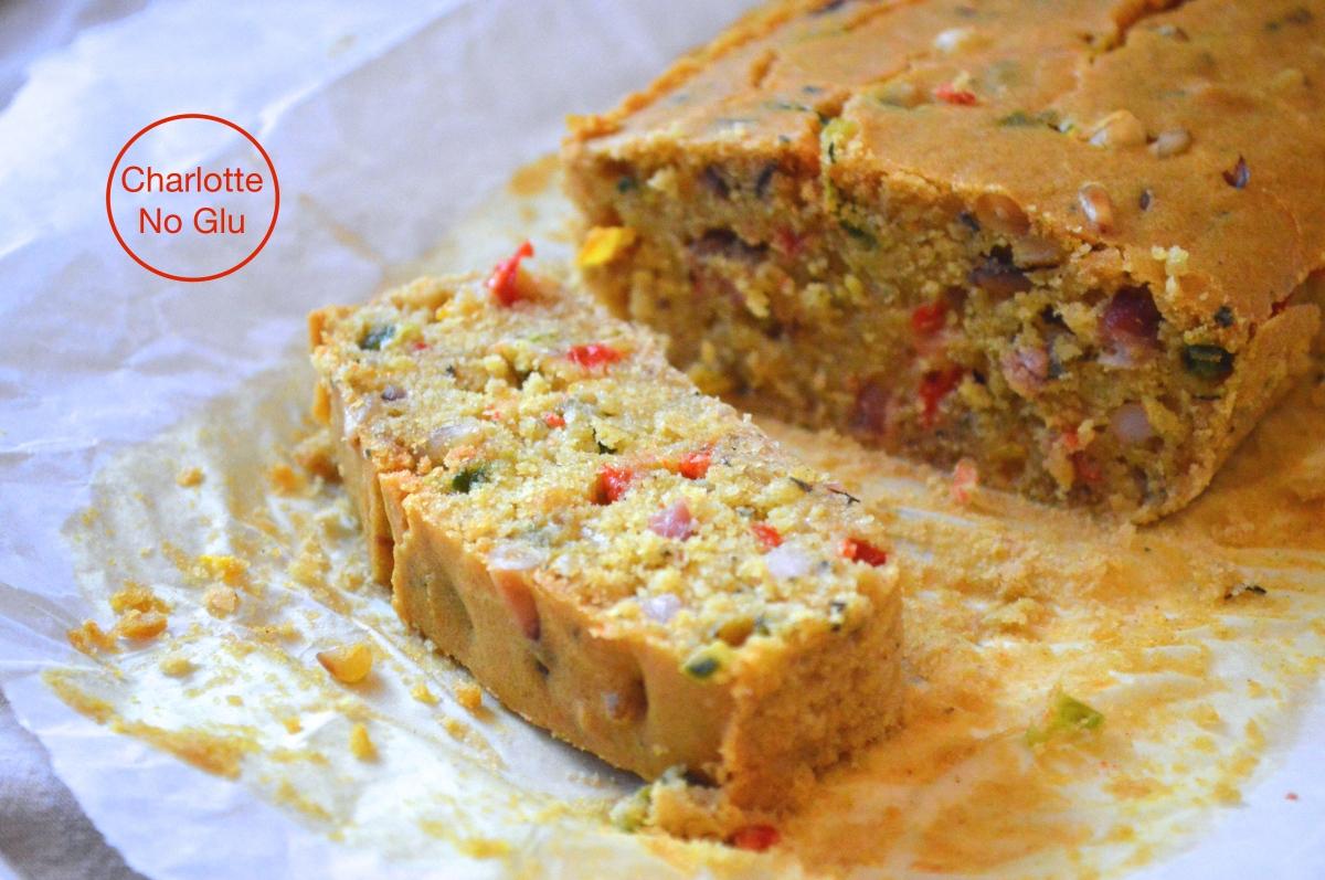 Cake Sal 233 Sans Gluten Sans Lait Sans Oeuf Savoury